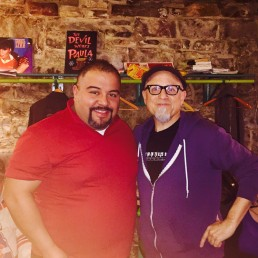 Vinnie & Bobcat Goldthwait
