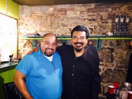 Vinnie & George Lopez