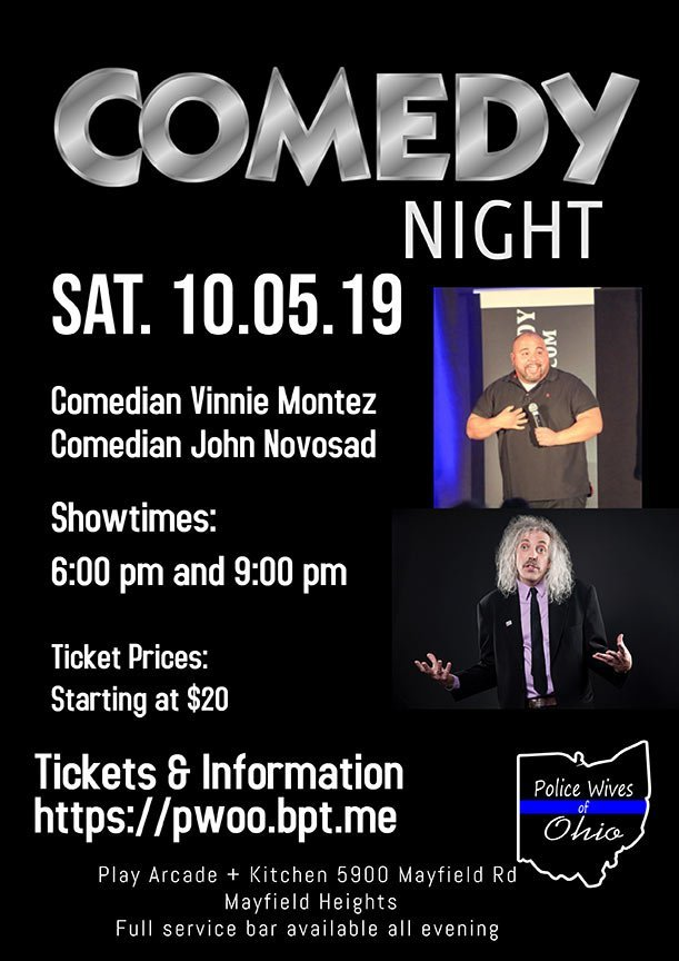 Home - VINNIE MONTEZ COMEDY
