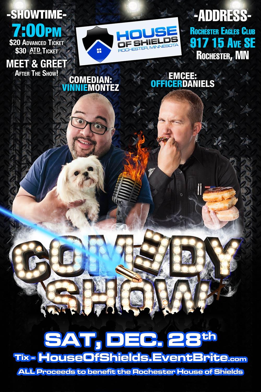 Rochester Eagles Club Comedy Show